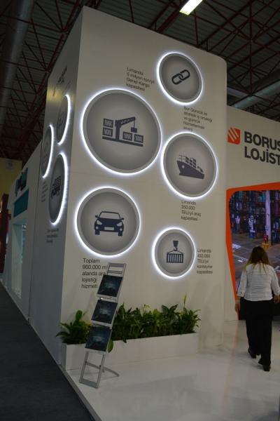 Borusan Lojistik /Transport Lojistik8
